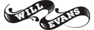 Will Evans Music (of Barefoot Truth & Trevor Hall) Logo