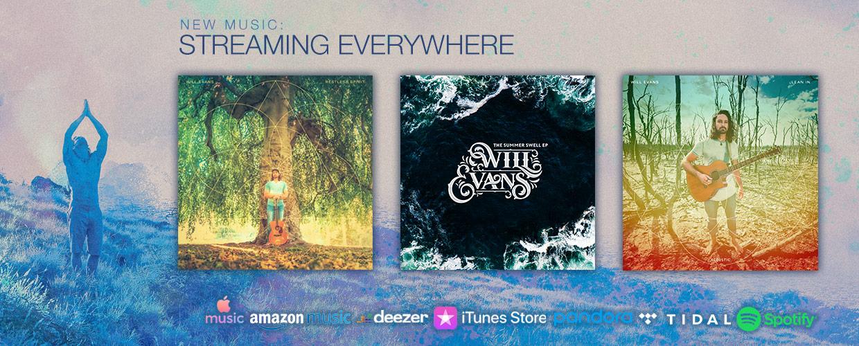 New Music Streaming Everywhere